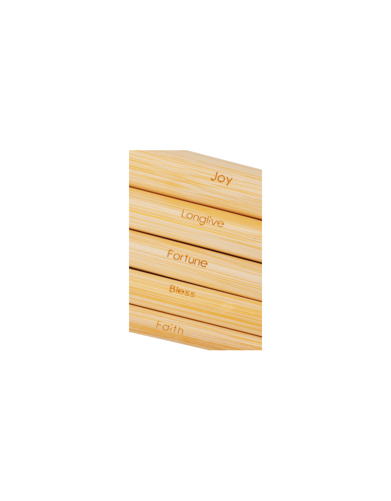 ChiaoGoo Crochet Bamboo Natural