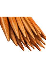 """ChiaoGoo SPIN Bamboo Interchangeable tips 5""""  CHI-2505"""