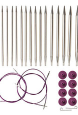 Knit Picks Aiguilles interchangeable - Stainless