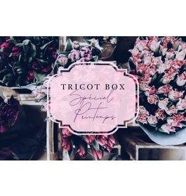 Pelotes & Cie Tricot-box Mai| Édition Québécoise