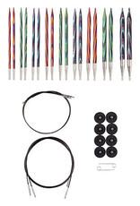 Knit Picks Aiguilles interchangeables - Couleur mosaïc