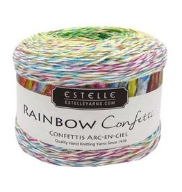 Estelle yarns Estelle Yarns - Rainbow Confetti
