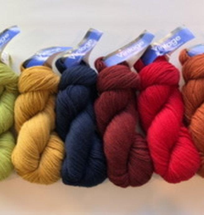 Berroco Kit prêt à tricoter - Nightshift #1