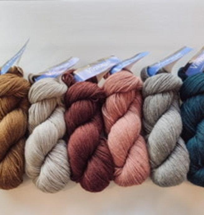 Berroco Kit prêt à tricoter - Nightshift #2