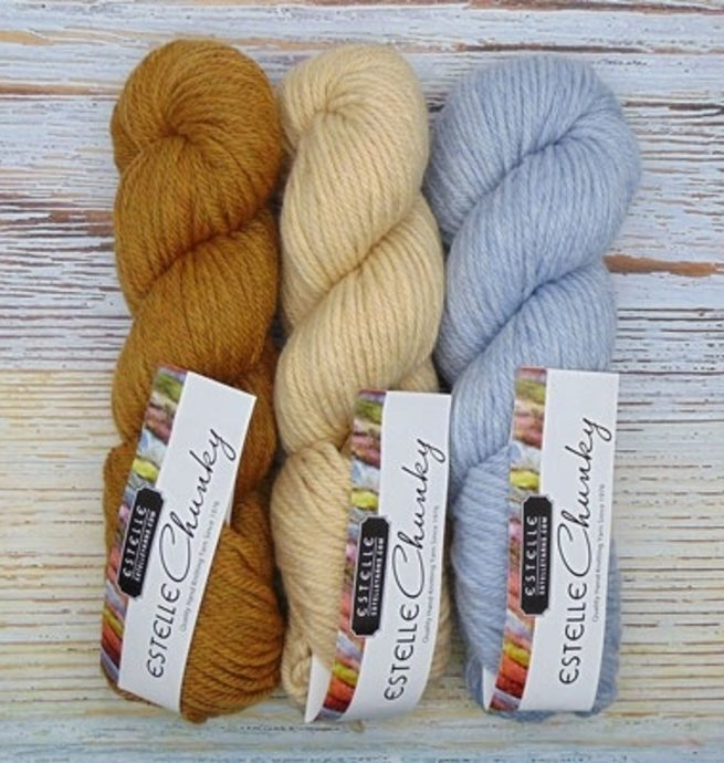 Estelle yarns Estelle Yarns - Chunky  - 2 de 4