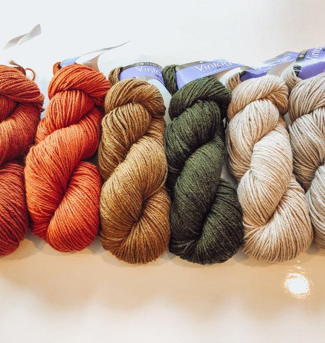 Berroco Kit prêt à tricoter - Nightshift #6