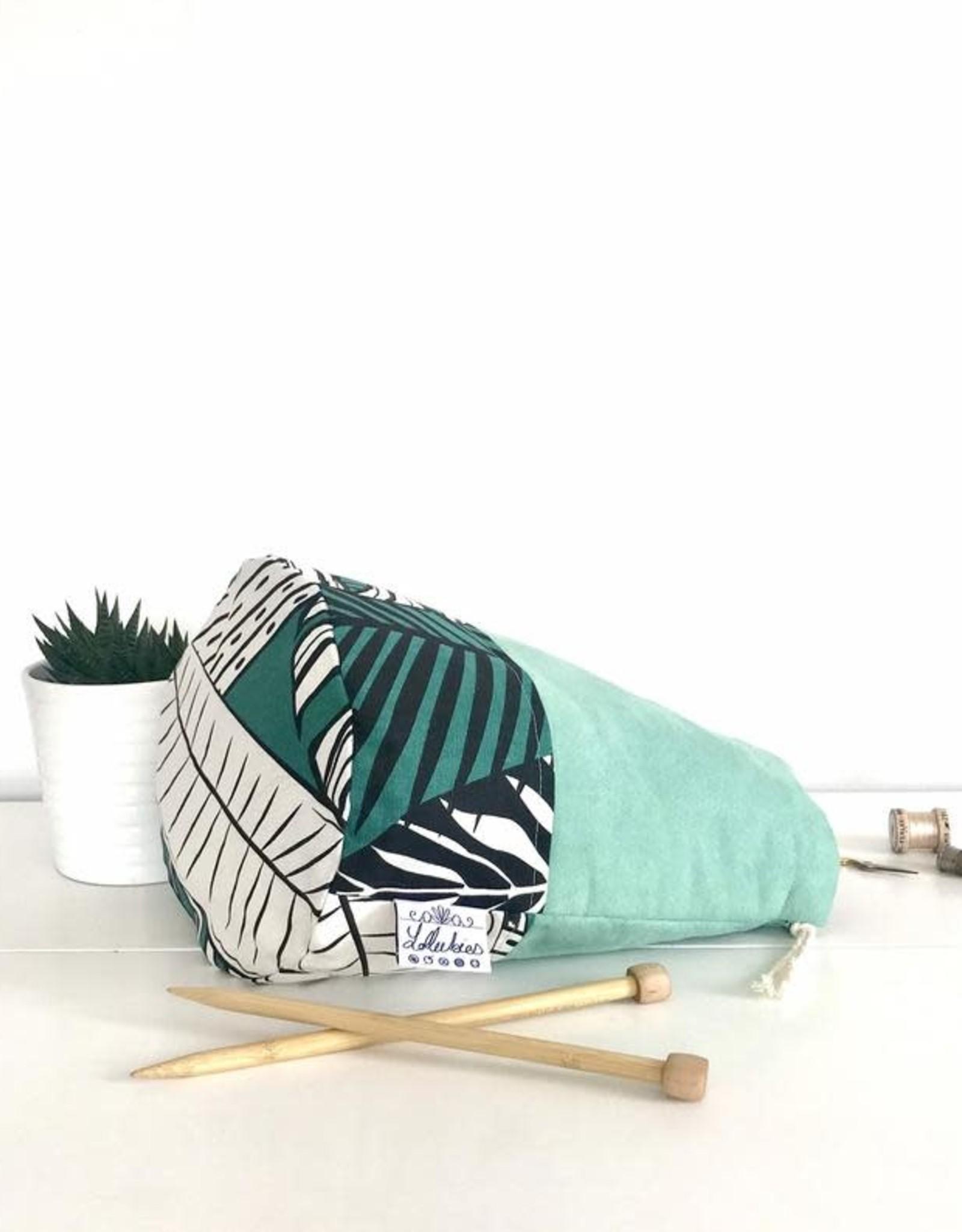 Lollubies Sac de tricot
