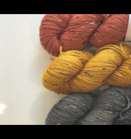 Pelotes & Cie Kit prêt à tricoter - Châle Air de fleuve #3