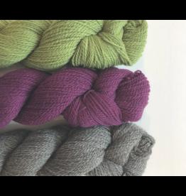 Pelotes & Cie Kit prêt à tricoter - Col Air de fleuve #3