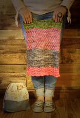 Pelotes & Cie Kit prêt à tricoter - Col Air de fleuve #4