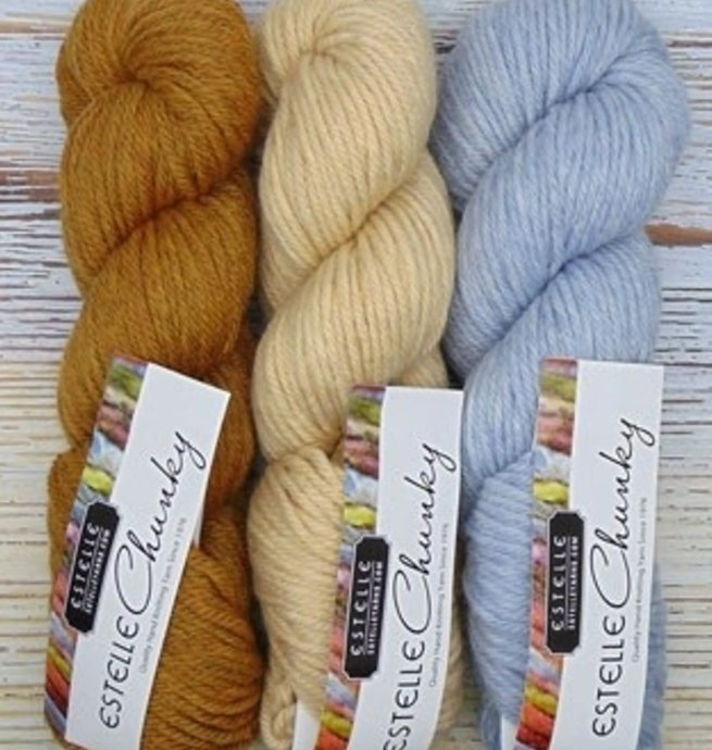 Estelle yarns Estelle Yarns - Chunky - 4 de 4