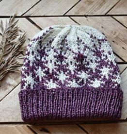 Pelotes & Cie Kit prêt à tricoter - Tuque Novembre #5