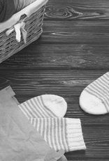 Pelotes & Cie Kit prêt à tricoter - Bas