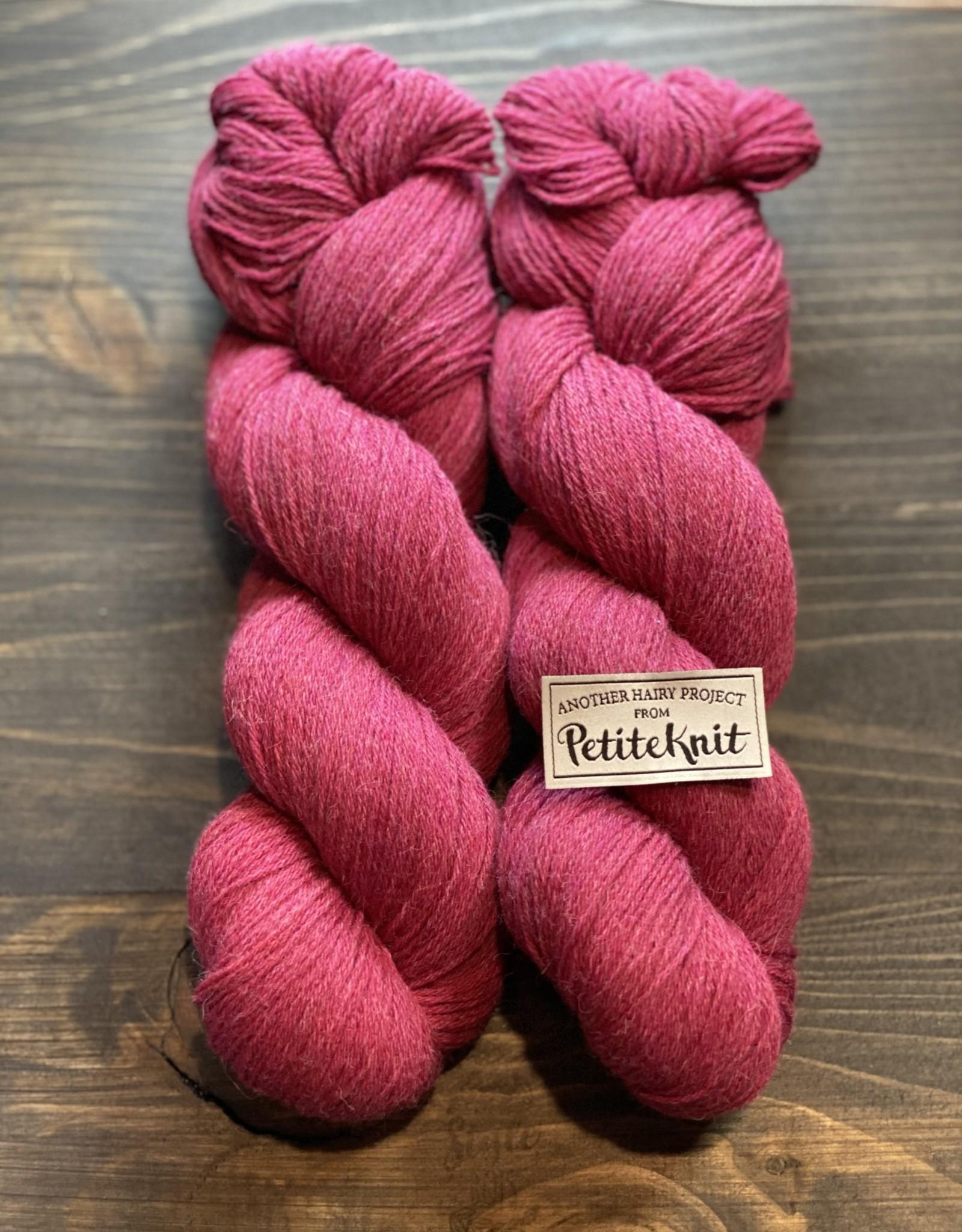 Pelotes & Cie Kit tuque Oslo - Rose