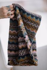 Pelotes & Cie Kit prêt à tricoter - Moonwake cowl #3