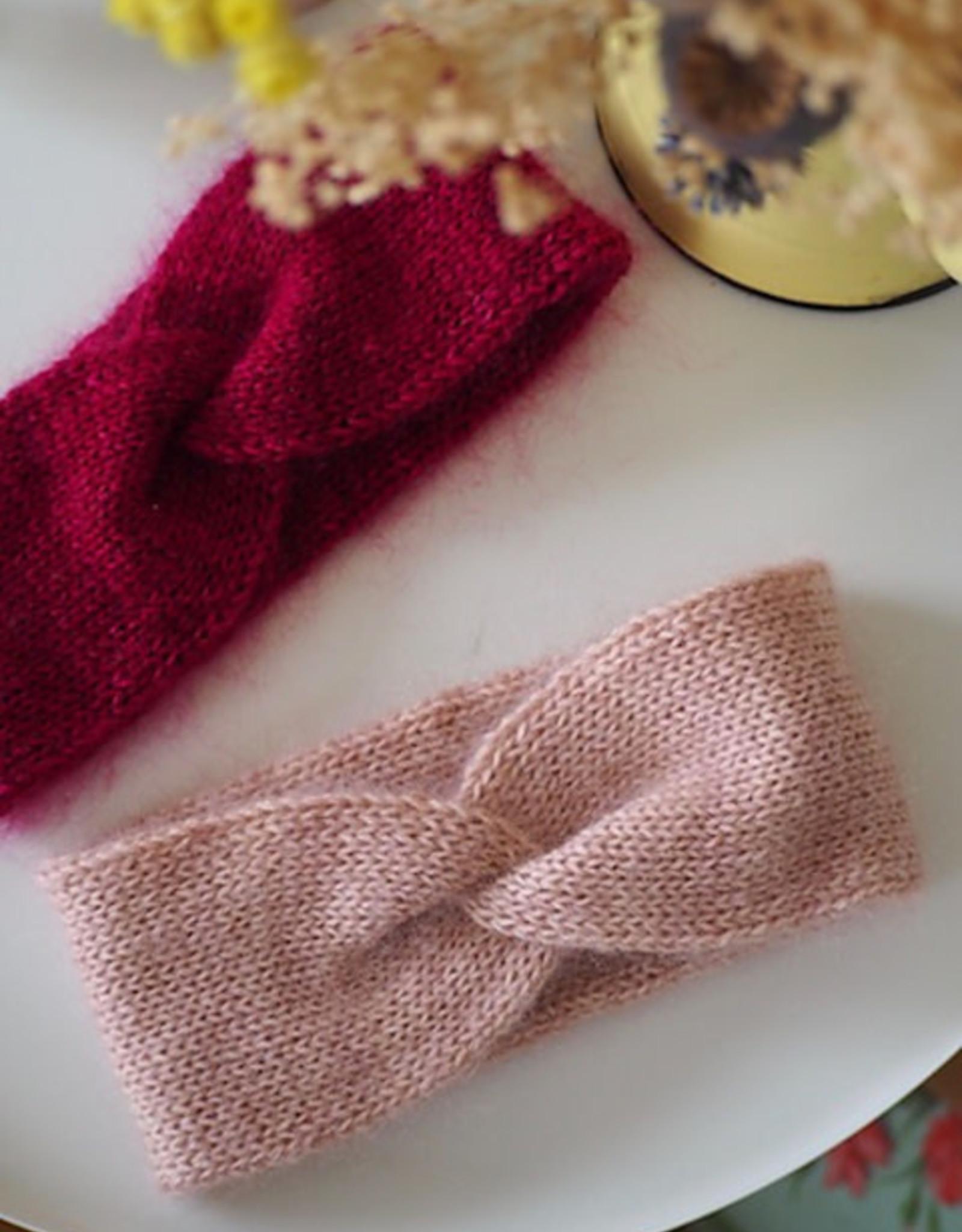 Berroco Kit prêt à tricoter - Bandeau Frida