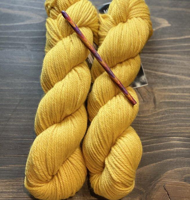 Pelotes & Cie Kit débutant - Crochet (Golden rod)