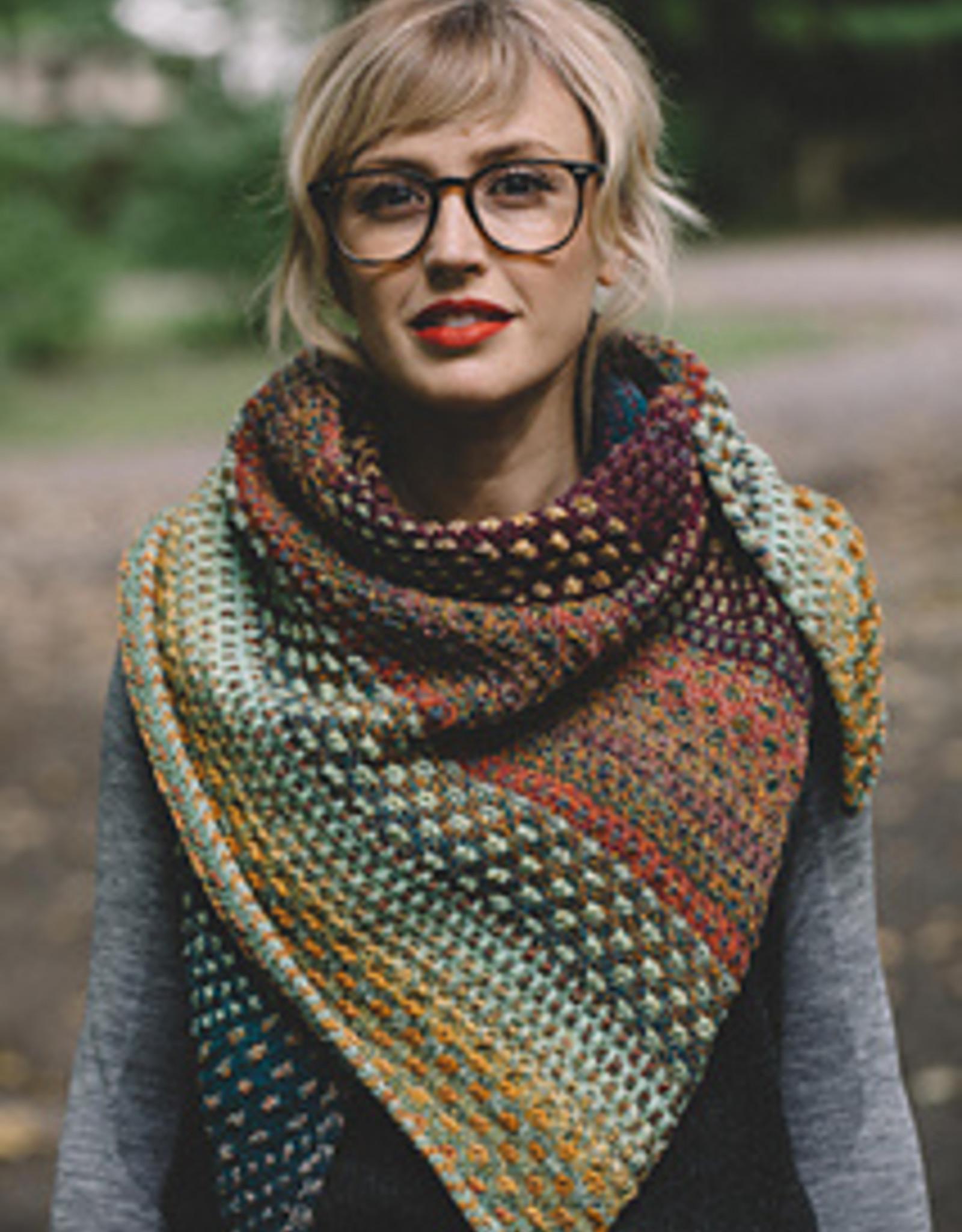 Berroco Kit prêt à tricoter - Nightshift #3