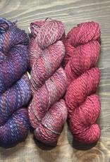 Prêt-à-tricoter - Col The Shift - Berries