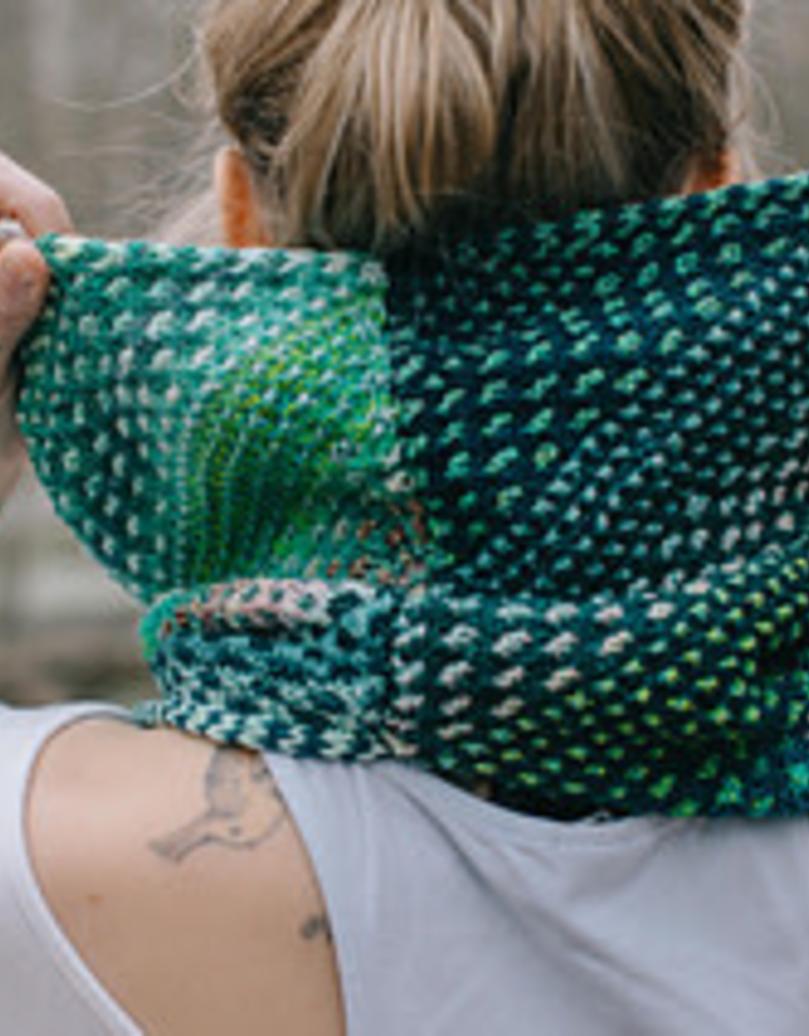 Prêt-à-tricoter - Col The Shift - Boston