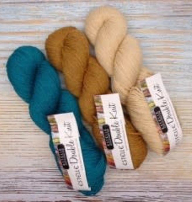 Estelle yarns Estelle Yarns - Double Knit- 3 de 3,