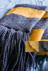 Berroco Prêt à tricoter - Foulard Harry Potter - Poufsouffle