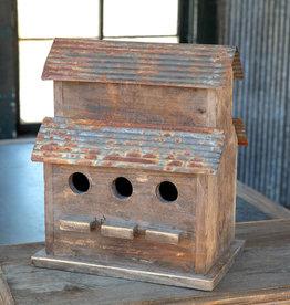 Big Bird Barn with Tin Roof