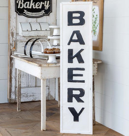 Metal Bakery Signage