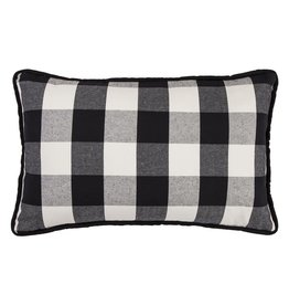 Buffalo Check Pillow,  16x26