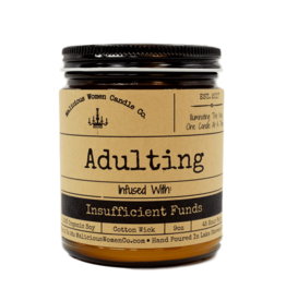Malicious women Candle Adulting