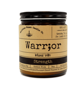 Malicious women Candle Warrior