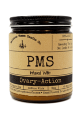 Malicious women Candle PMS