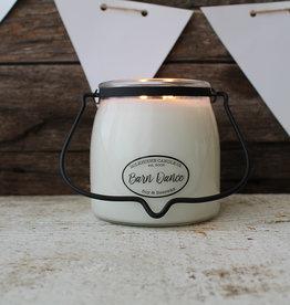 Butter Jar 16 oz Barn Dance