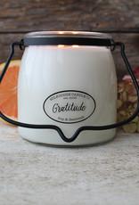 Butter Jar 16 oz Gratitude