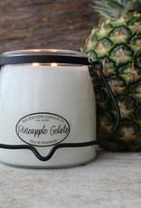 Butter Jar 16 oz Pineapple Gelato