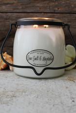 Butter Jar 16 oz Sea Salt & Magnolia