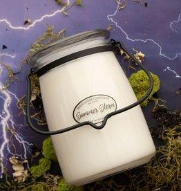 Butter Jar 22 oz Summer Storm
