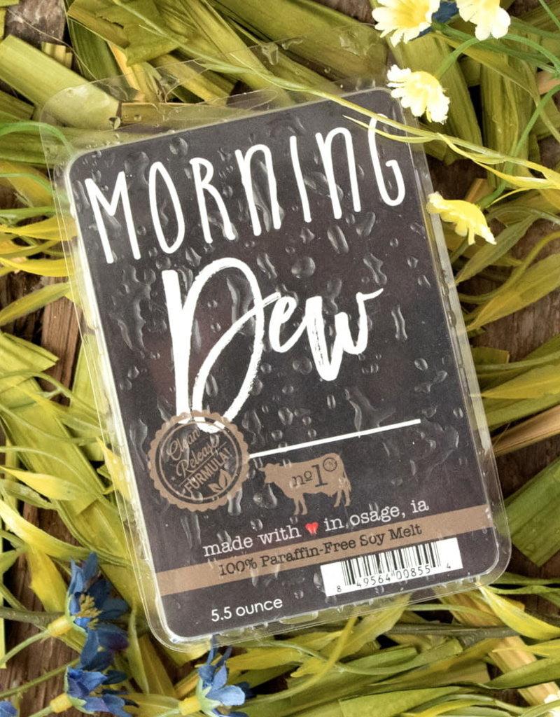 Large Fragrance Melts Morning Dew