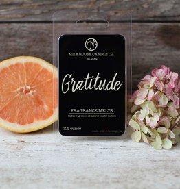 Large Fragrance Melts Gratitude