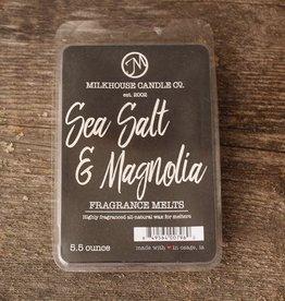 Large Fragrance Melts Sea Salt and Magnolia