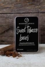 Large Fragrance Melts Sweet Tobacco Leaves