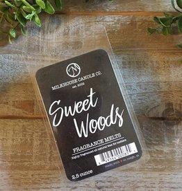 Large Fragrance Melts Sweet Woods