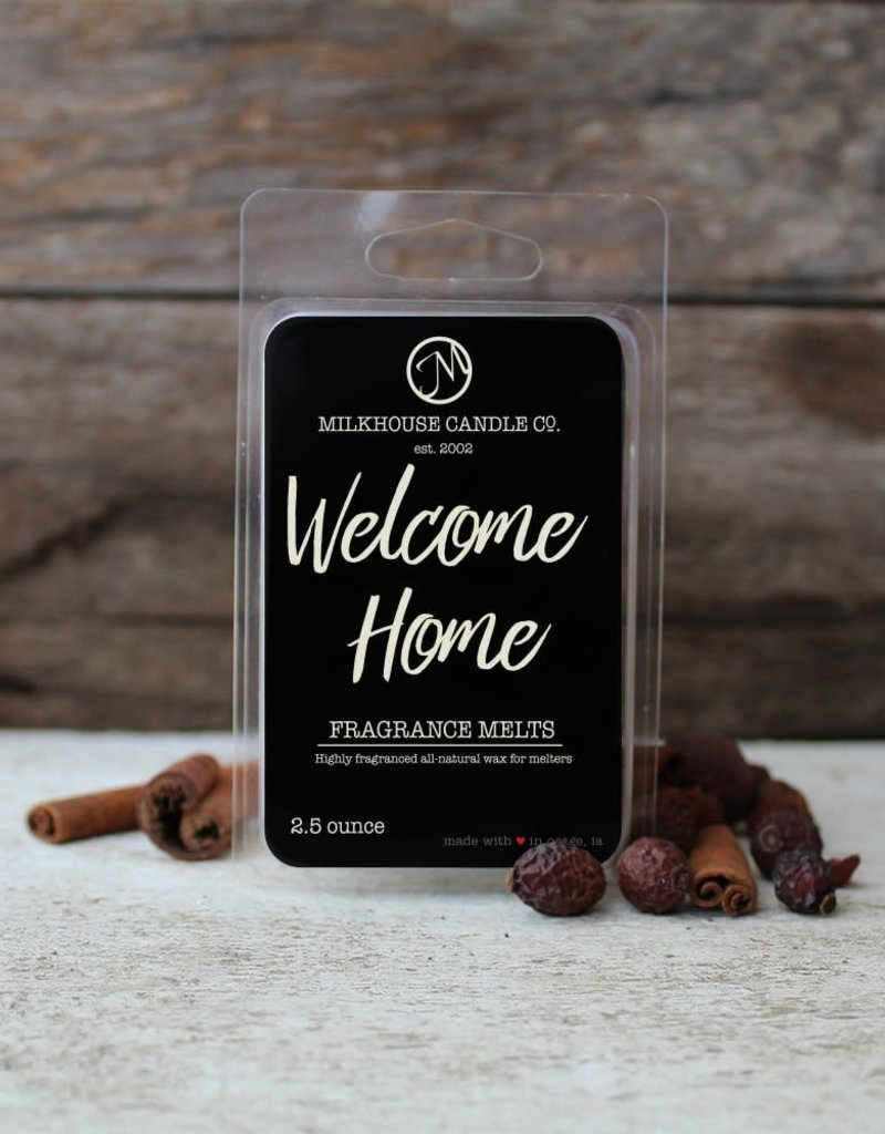 Large Fragrance Melts Welcome Home