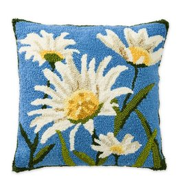 Shasta Daisy Indoor/Outdoor Pillow 18X18