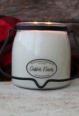 Butter Jar 16 oz Cabin Fever