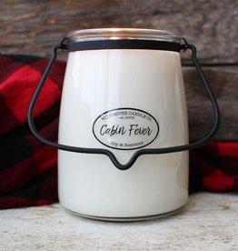 Butter Jar 22 oz Cabin Fever