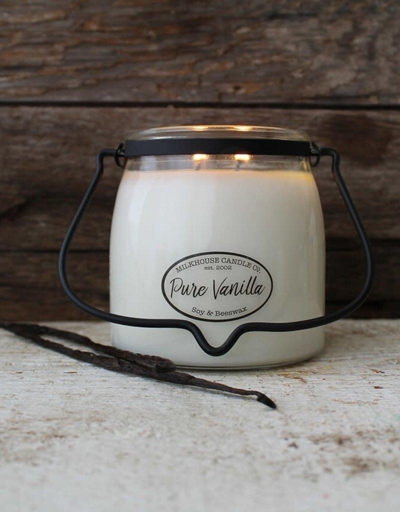 Butter Jar 16 oz Pure Vanilla