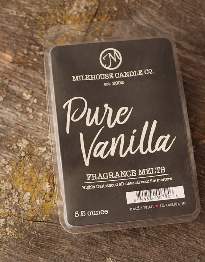 Large Fragrance Melts Pure Vanilla