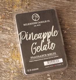 Large Fragrance Melts Pineapple Gelato