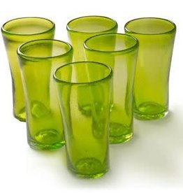 Lily Glass (Tropical Green) 14oz